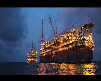 浮式生产储油卸油轮